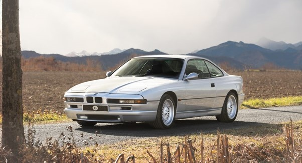 Cars that are going up in value BMW 850CI