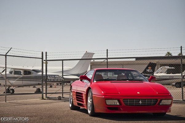 Cars that are going up in value Ferrari 348TB