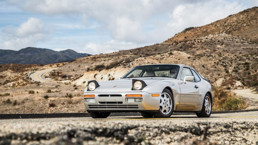 Cars that are going up in value Porsche 944