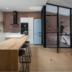 Exposed brick Adelaide
